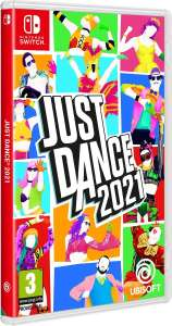 Just Dance 2021 voor de Nintendo switch