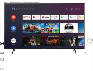 Sony KD75XH8096 Bravia LCD-LED televisie (189 cm / (75 Inch), 4K Ultra HD, Android TV