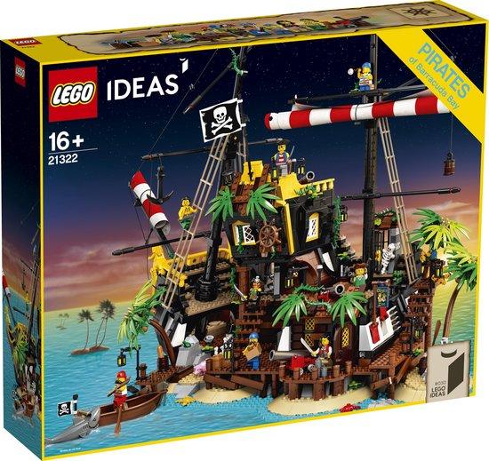 Verschillende Lego sets in de aanbieding/laagste prijs ooit @Bol o.a. LEGO Harry Potter, IDEAS, Mindstorms, Archictecture, Creator Expert