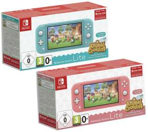 Nintendo Switch Lite + Animal Crossing + 3 maanden Nintendo Switch Online