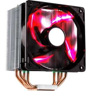 Cooler Master Hyper 212 LED cpu-koeler