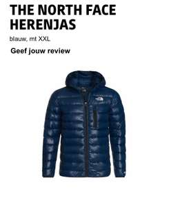 The North Face Herenjas @Kruidvat online only