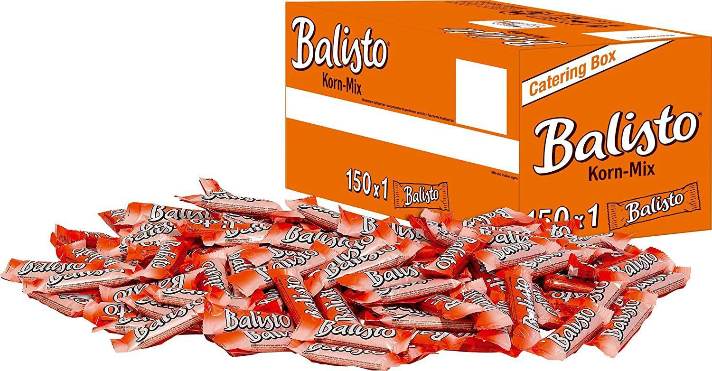 150!! Balisto's, Snickers, Bounty of MilkyWay(2,77 kg doos)