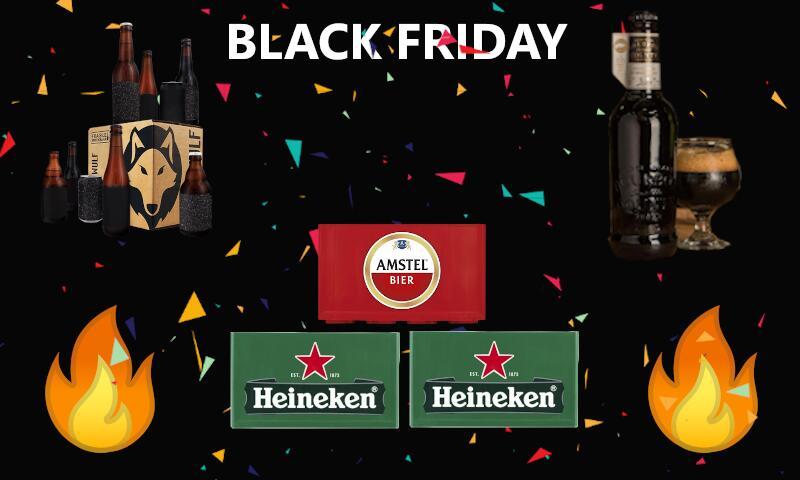 Bier deals rond Black Friday - verzamelpost