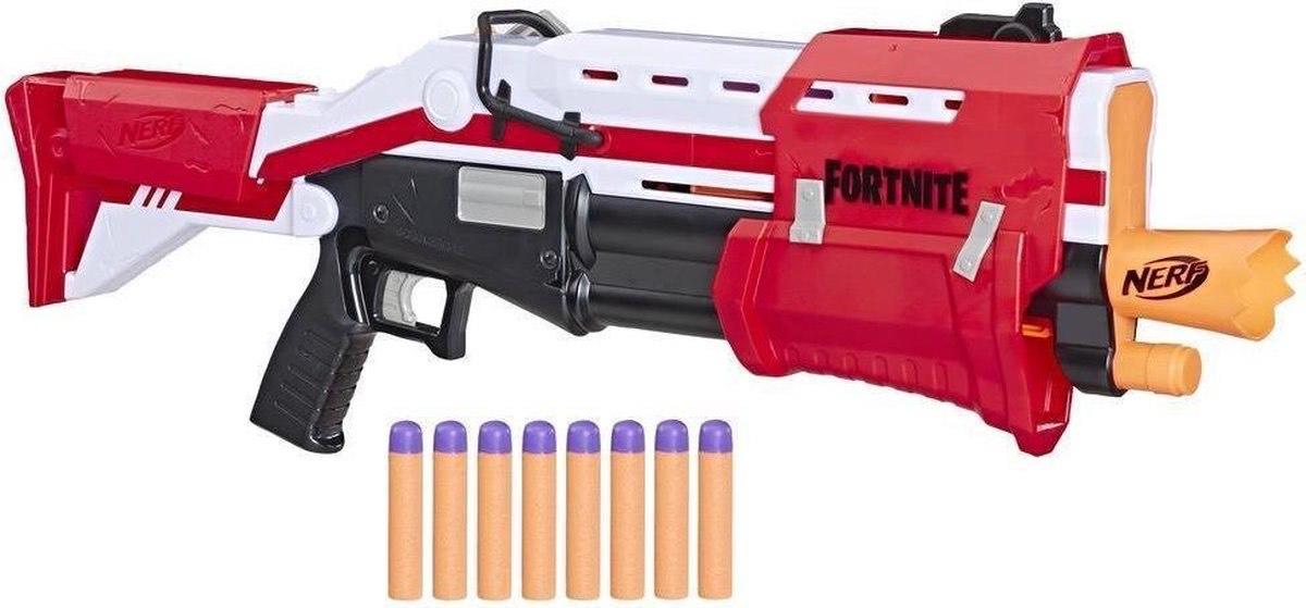 NERF Fortnite TS Blaster - Inclusief 8 NERF Mega Darts