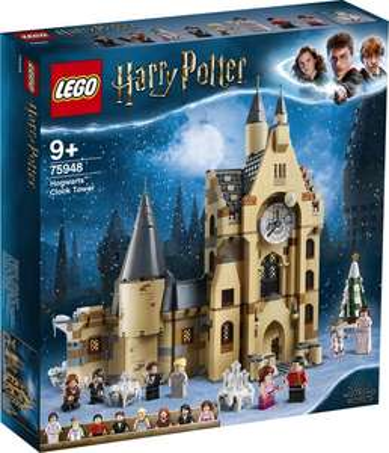 LEGO Harry Potter Zweinstein Klokkentoren - 75948