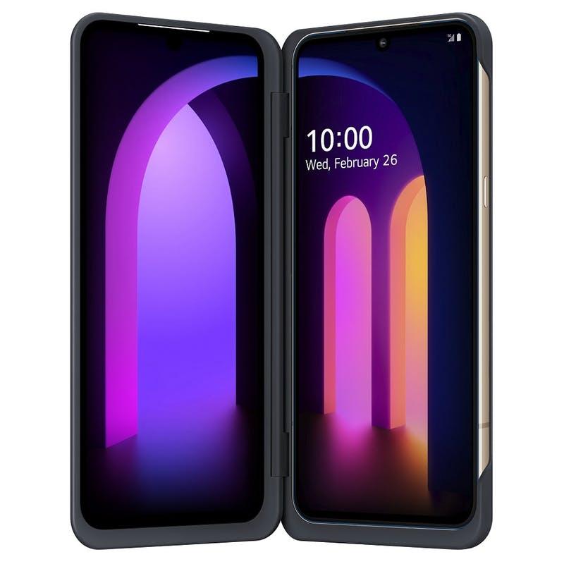 LG V60 ThinQ 5G inclusief LG Dual Screen @ Mobiel.nl