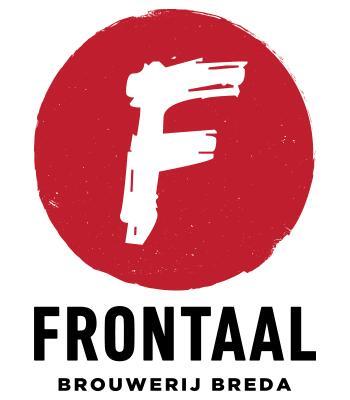 Brouwerij Frontaal - 10% Black Friday korting op je gehele bestelling