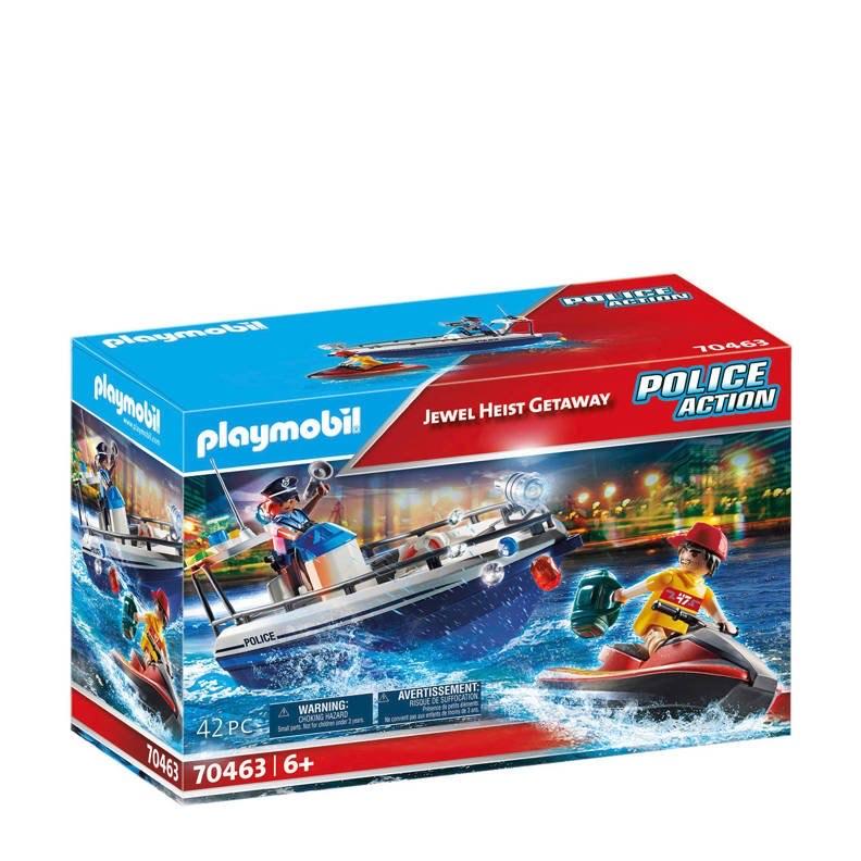 Playmobil City Action Juwelendieven