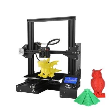Creality Ender 3 3D Printer Kit (Verstuurd uit Duitsland)