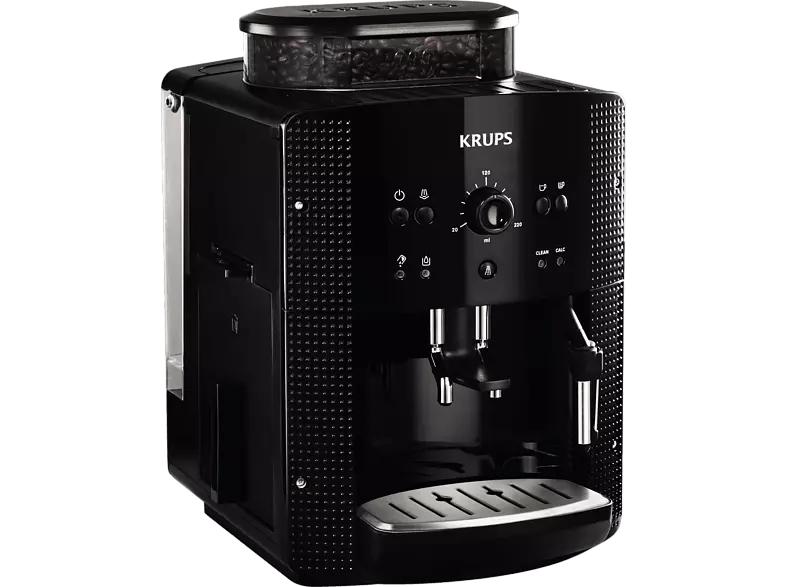 KRUPS EA8108 Zwart Espressomachine @MediaMarkt