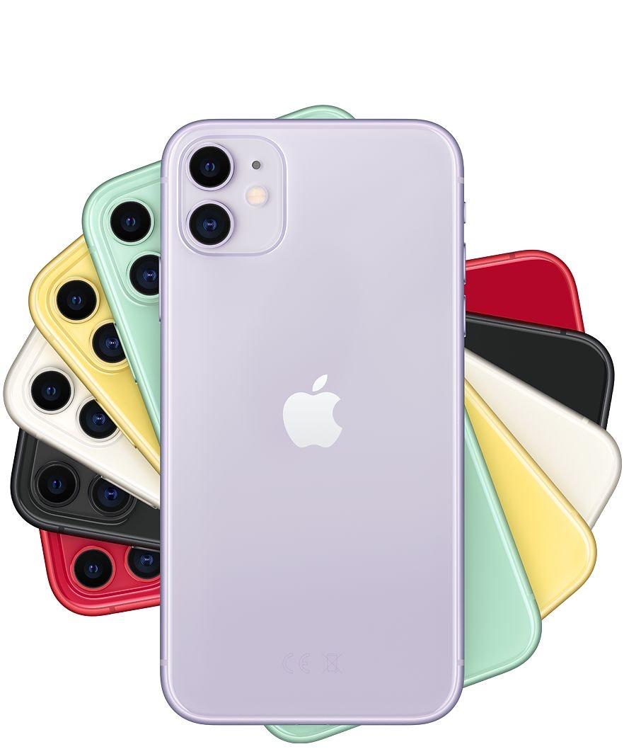 iphone 11 64GB diverse kleuren