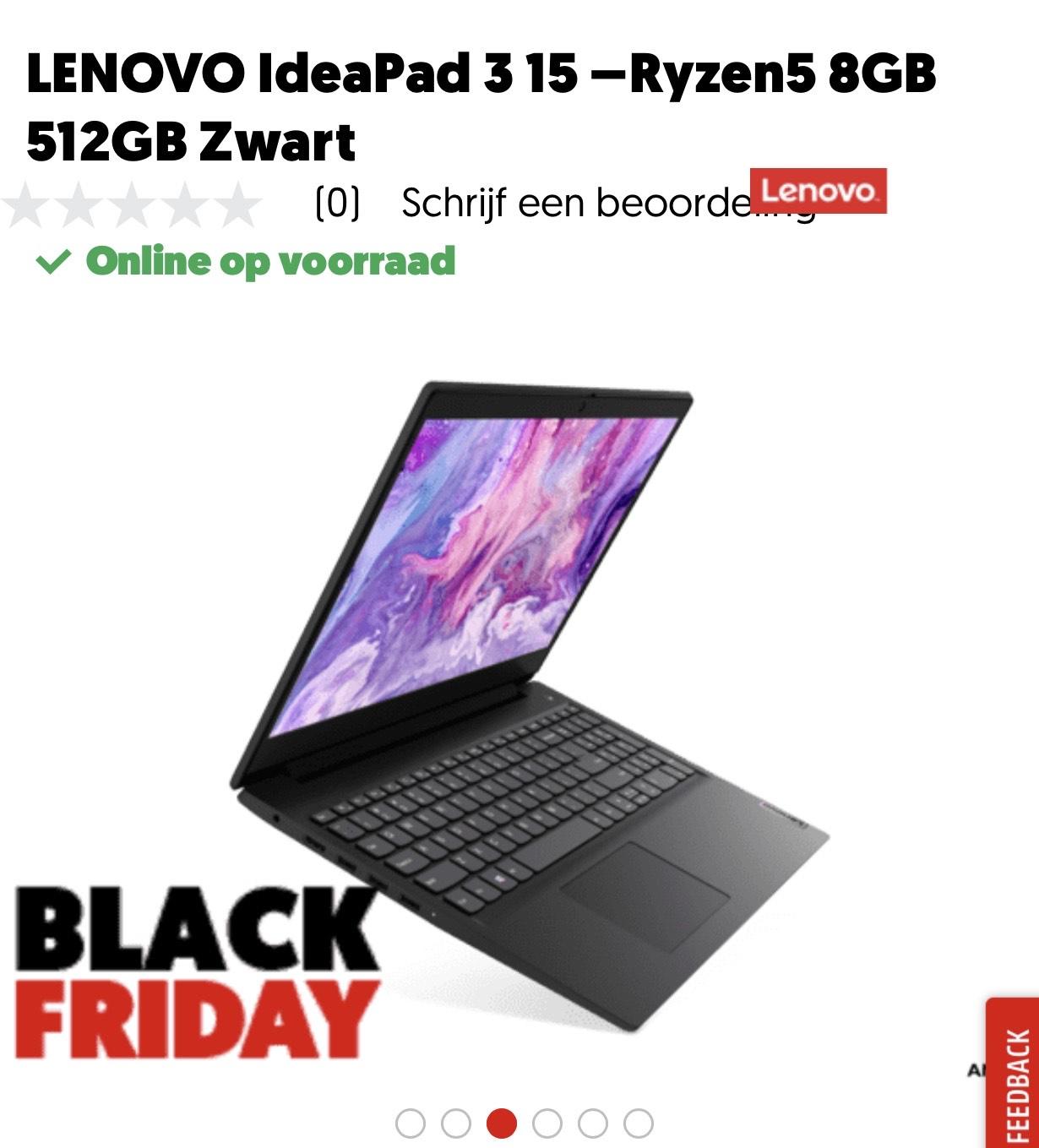 Lenovo Ryzen 5 3gen deal
