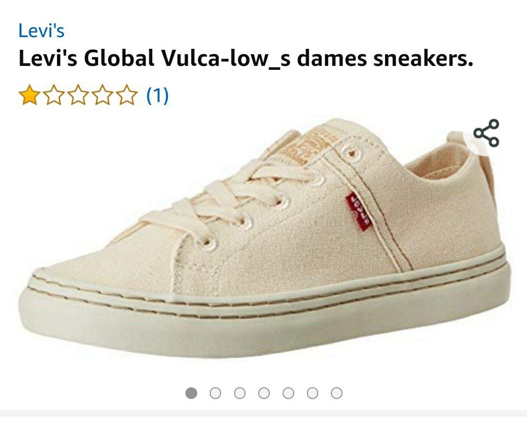 Levi's Global Vulca-low (dames)