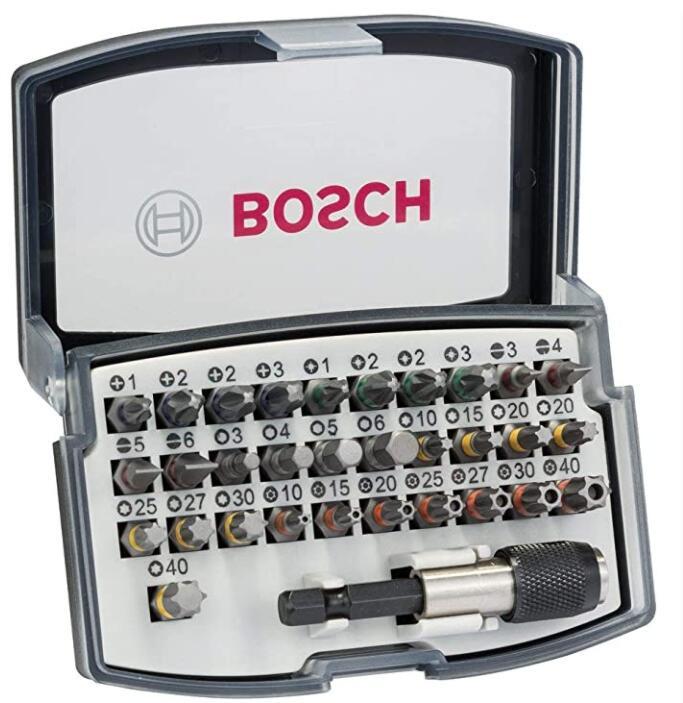 Bosch Professional 32-delige schroefbitset @ amazon.nl