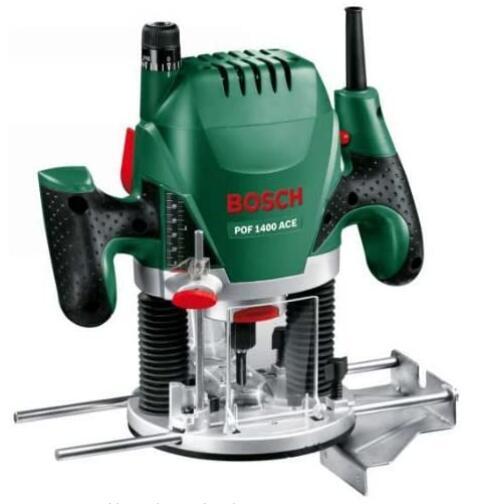 Bosch POF 1400 ACE Bovenfrees, 1400W @ amazon.nl