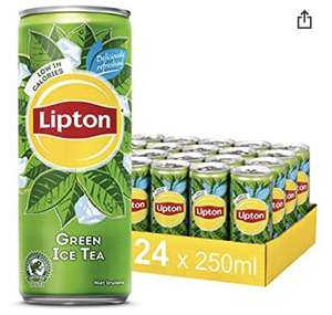 Lipton ICE TEA GREEN 24x250ml