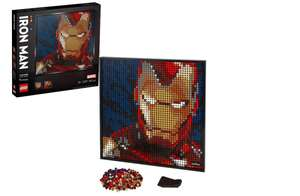 LEGO® Art Marvel Studios Iron Man (31199)