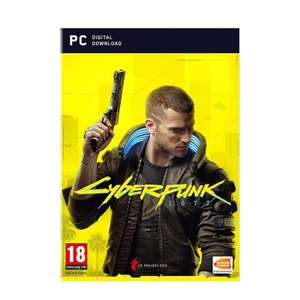 BLACK FRIDAY Cyberpunk 2077 voor PC