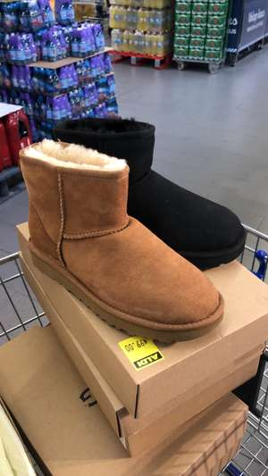 Uggs mini dames @Aldi