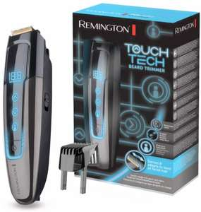 Remington Baardtrimmer Touchtech MB4700, Digitale Touchscreen, 175 Lengte-Instellingen, Per 0,1 mm Te Verstellen, Geheugenfunctie,Waterproof