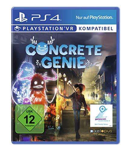 Concrete Genie (PS4) @ Amazon.de