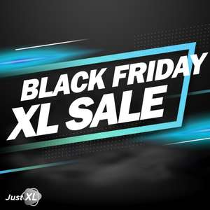JustXL Black Friday Weekend
