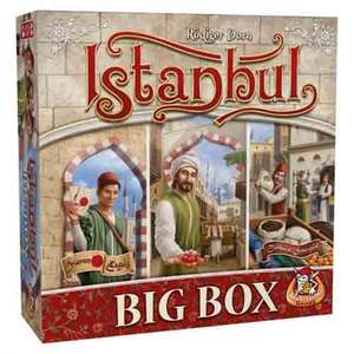 Istanbul Big Box NL versie