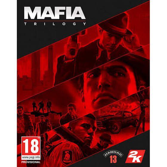 Mafia Trilogy ps4 (weer beschikbaar)
