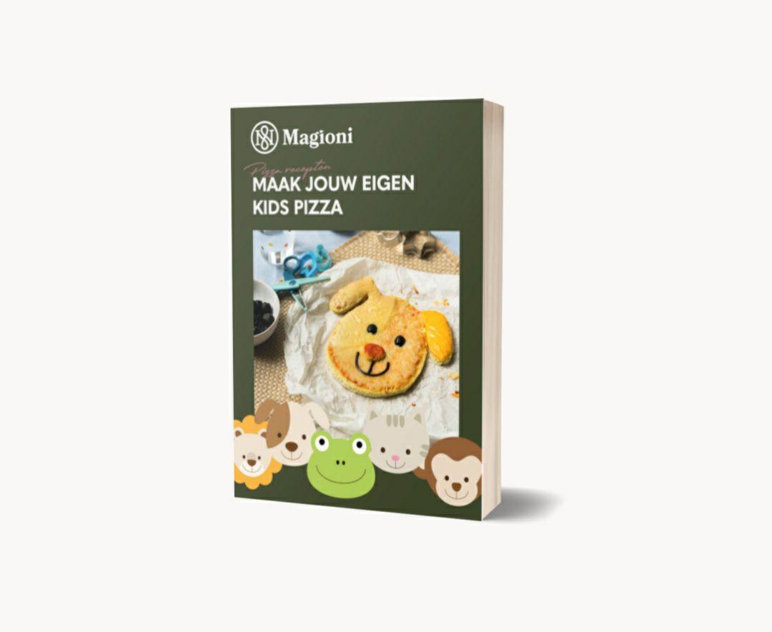 Gratis E-book kids pizza Magioni