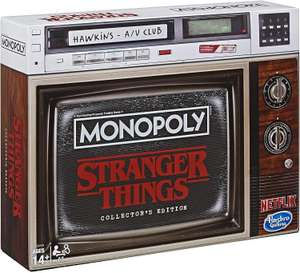 Monopoly Stranger Things Collectors Edition (@Amazon.nl)