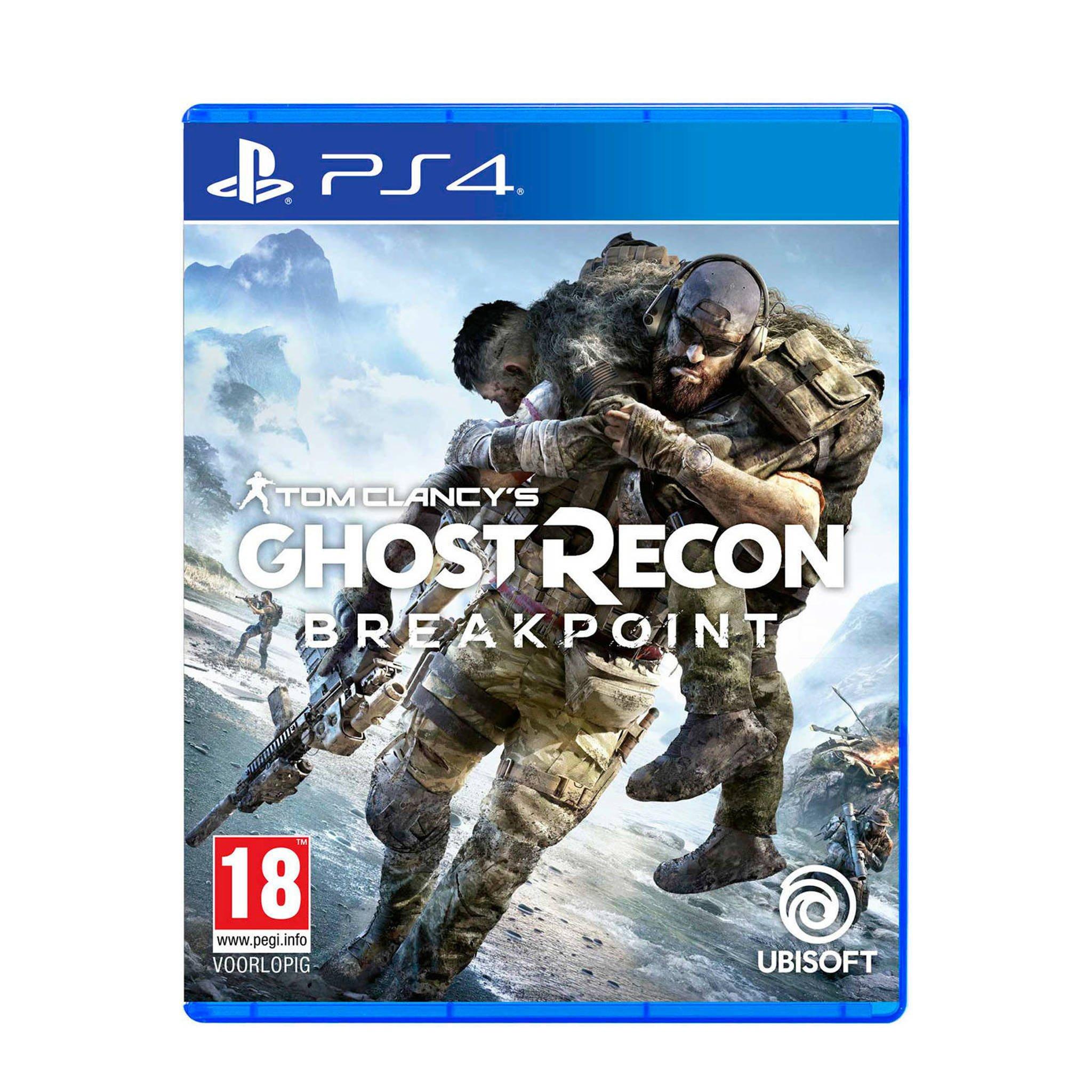 [PRIJSFOUT] Tom Clancy's Ghost Recon en For Honor (PS4) gratis @ Wehkamp