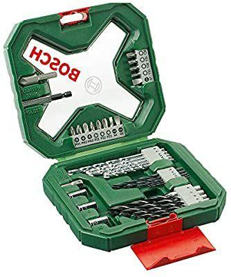 Bosch 34-delig X-Line Classic schroefbit- en borenset