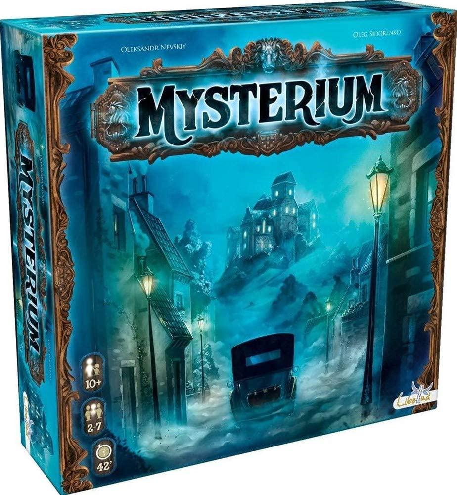 Mysterium (NL) @amazon.nl (Black Friday deal)