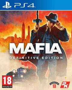 Mafia - Definitive Edition, PS4