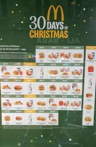 [BE] McDonald's 30 Days of Christmas!