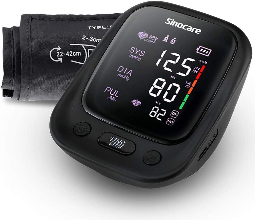 Sinocare digitale bloeddrukmeter @Amazon.nl