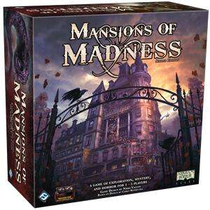 Mansions of Madness mega bundel