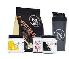 Tot 40% korting + 15% extra op sportvoeding @ NXT Level Sports Nutrition