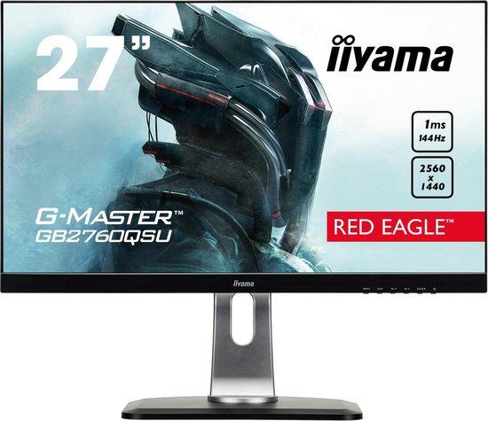 Iiyama G-Master GB2760QSU-B1 - Gaming Monitor