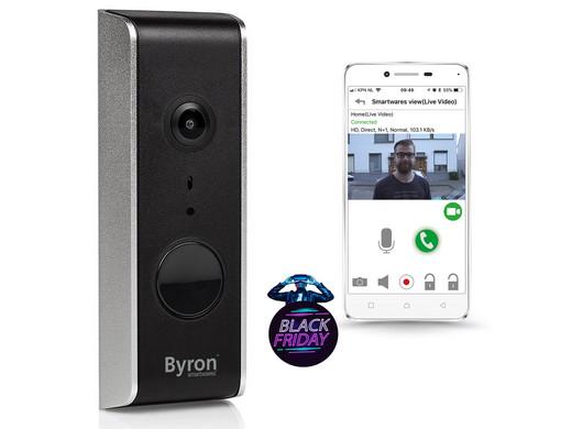 Smartwares Wifi Video Deurbel DIC-23112 @ iBOOD