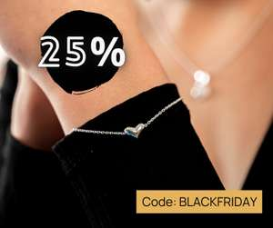 Black Friday: 25% korting @ My Unique Style