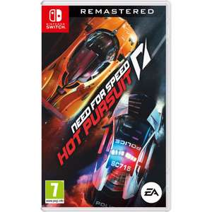 BCC Need for Speed Hot Pursuit Remastered (Switch)