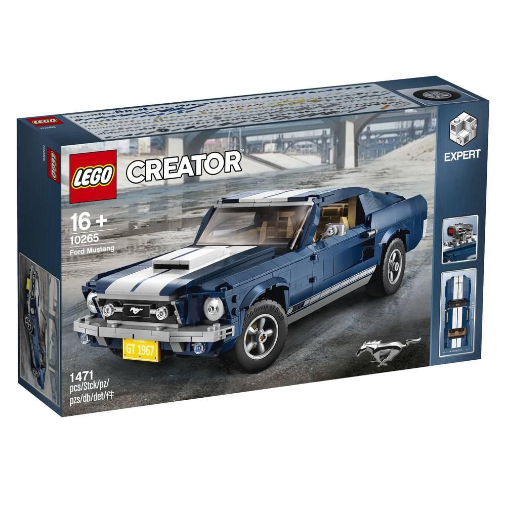 LEGO Creator Ford Mustang 10265 - Opnieuw laagste prijs ooit.