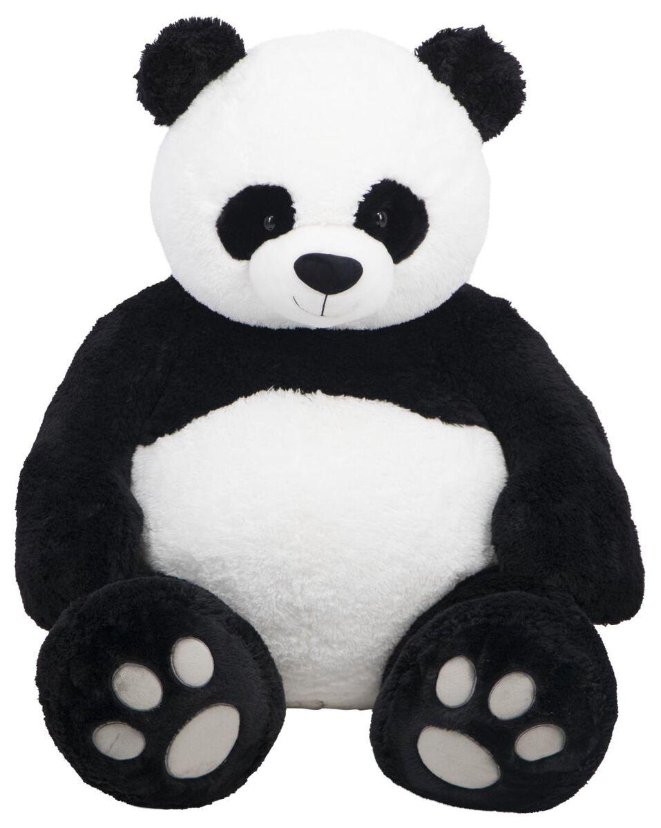 Black Friday deals, zoals XXXL Panda knuffelbeer @ HEMA