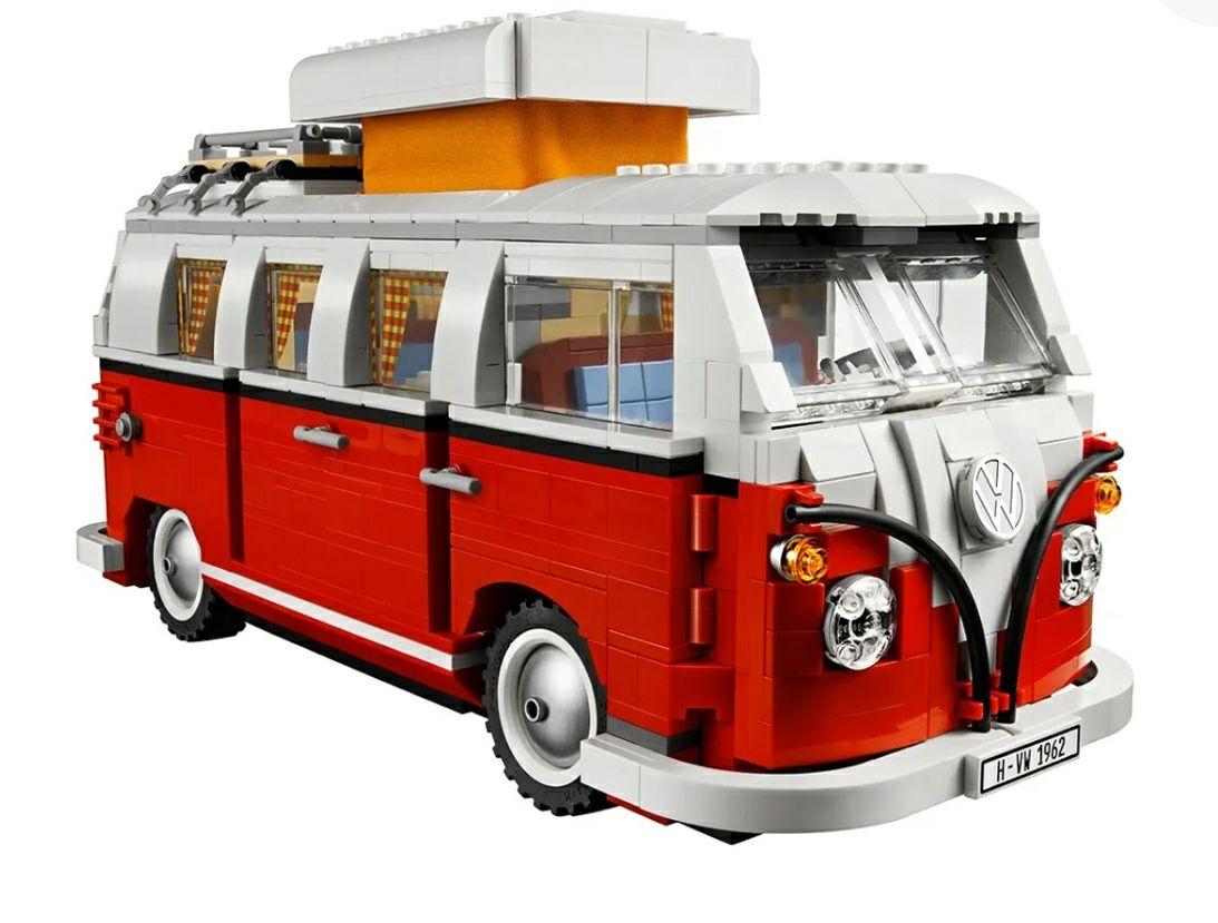 Lego creator Volkswagen T1 Kampeerbus