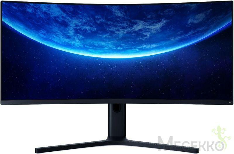 XIAOMI Ultrawide Monitor 34-Inch 21:9 1440p / 144Hz / 1500R / FreeSync - Spanje verzending