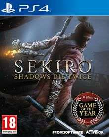 Sekiro: Shadows Die Twice GOTY Ps4/Xbox one