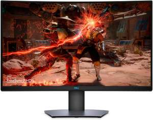 "DELL 3220DGF Curved 32"" Gaming QHD"