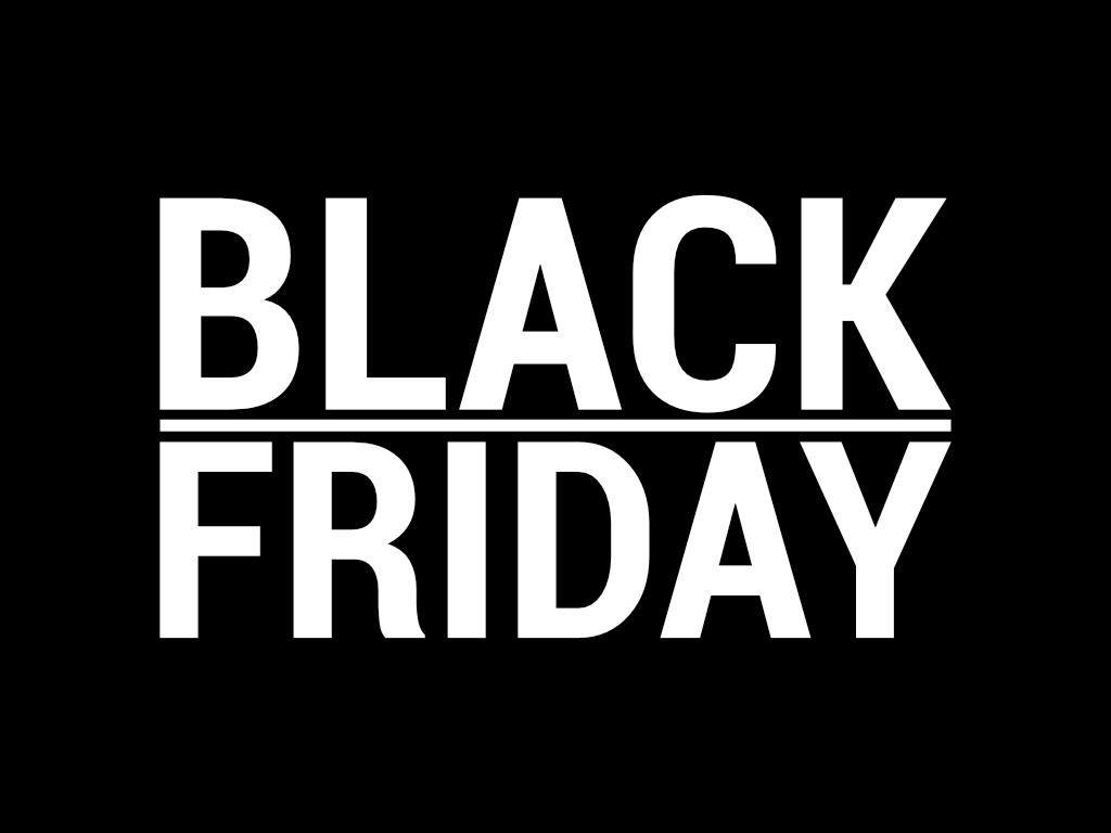 BTO Black friday aanbieding. 5% korting op alles en een gratis actiekit.